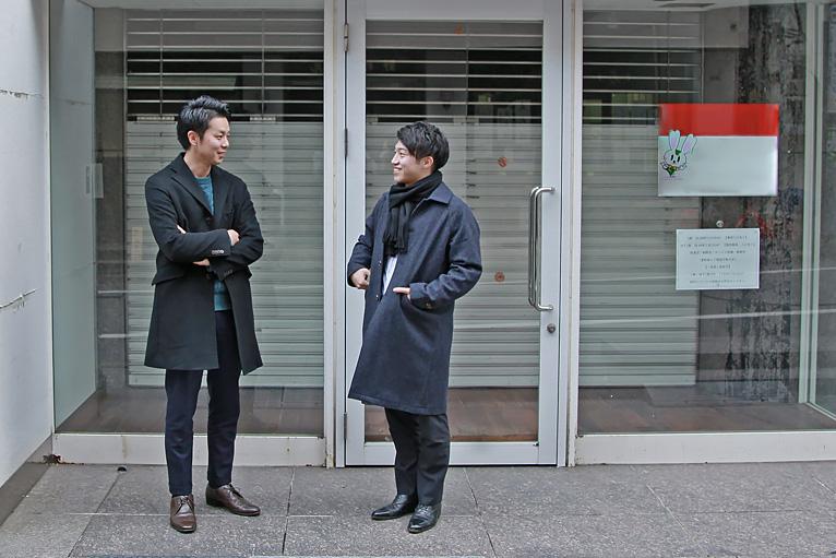 左から人材紹介事業部の坂田さん、宍戸さん